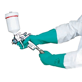 Nitril-Schutzhandschuh Neutron, Chemikalien- und flüssigkeitsdicht, 12 Paar, Größe L
