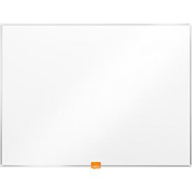 nobo Whiteboard Nano Clean, Stahl, weiß nanobeschichtet, magnethaftend, B 650 x H 450 mm