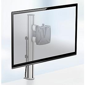 Novus monitorzuil TSS Single 105, klem van 14 tot 40 mm, H 445 mm, draagvermogen 15 kg