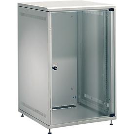 NT Mini-Rack 18 con puerta acristalada