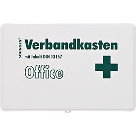 Oficina del botiquín de primeros auxilios