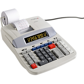 OLYMPIA tafelrekenmachine CPD-512