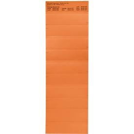 Organisationsstreifen, orange