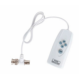 OSD Controller SFB-100, für alle SFC-Überwachungskameras mit 4-in-1 Multinorm, HD-CVI/TVI/AHD/FBAS, weiß