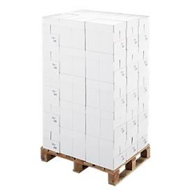 Palletaanbieg White Label papier, A4-formaat, 80 g/m², 1 pallet = 200 pakken