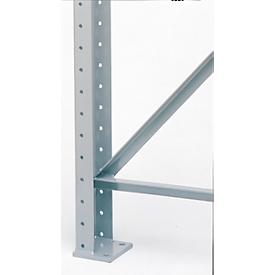 Palletstellingsysteem PR 350, stellingframe, H 2500 x D 850 x B 70 mm