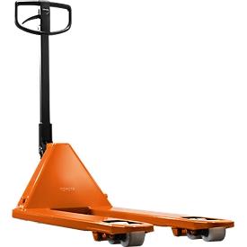Palletwagen, lifter, NY/NY, met Quick-Lift, enkel, 800 mm
