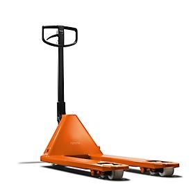Palletwagen, lifter, NY/NY, zonder Quick-Lift, enkel, 1150 mm