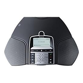 Panasonic KX-HDV800NE - VoIP-Konferenztelefon - mit Bluetooth-Schnittstelle - fünfwegig Anruffunktion