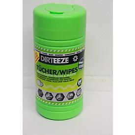 Paños de limpieza industrial resistentes al desgarro para adhesivos y pintura al agua