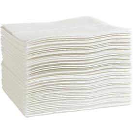 Paños de limpieza multiusos WI, blanco