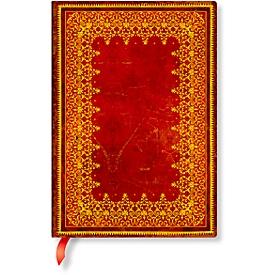 Paperblanks Notizbuch Gold Midi lin.