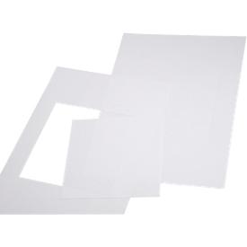 Papiereinlagen für Türschild Simplex, 148 x 105 mm