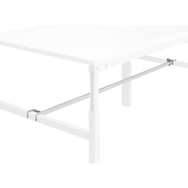 Papierrollenhalterung Serie TPB, Montage unter Tisch TPB, B 1500 mm