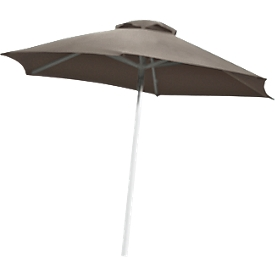 Parasol Elba, 200 x 200 cm, taupe