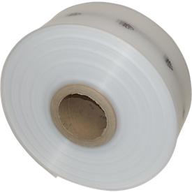 PE-buisfolie, 250 m1, 100 x 0,10 mm