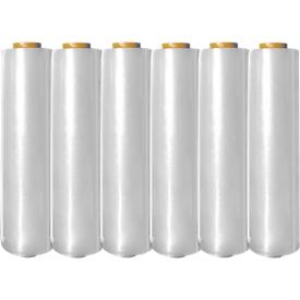 Película retráctil SIRAFLEXPLUS®, 430mm x 300m, 7 µm, 6 ruedas