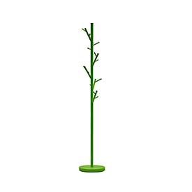Perchero de pie Tree, verde