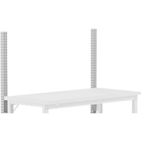 Perfiles de montaje Packpool, para elementos superiores bajos, p. todas las anchuras de mesas de embalaje Packpool