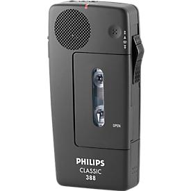 PHILIPS Mini-Kassetten-Diktiergerät Pocket Memo 388
