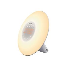 Philips Wake-up Light HF3506 - Radiouhr