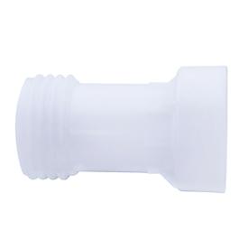 Pieza distanciadora IBC recta, plástico, rosca gruesa S60x6 a rosca gruesa S60x6