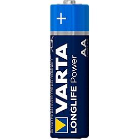 Pilas VARTA High Energy, mignon AA, 1,5 V, 4 unidades