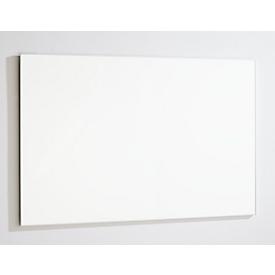 Pizarra blanca 84068, chapa de acero blanco lacado, magnético, marco de aluminio, estante, An 1200 x Al 900mm