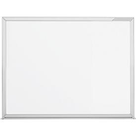 Pizarra blanca de diseño magnetoplan®, magnético, escribible, 600 x 450