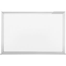 Pizarra blanca Magnetoplan SP, magnético, escribible, 600 x 450mm