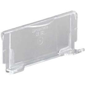 Placa combinada para caja con abertura frontal LF 321, extraíble