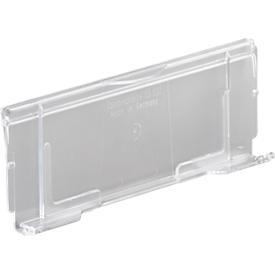 Placa combinada para caja con abertura frontal LF 532, extraíble