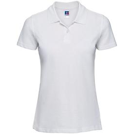 Polo-Shirt, Weiß, S, Auswahl Werbeanbringung erforderlich