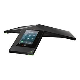 Poly RealPresence Trio 8800 - VoIP-Konferenztelefon - mit Bluetooth-Schnittstelle - fünfwegig Anruffunktion