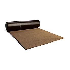 Polykleen® schoonloopmat olefine, in banen, 1220 mm, bruin