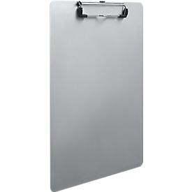 Portapapeles MAUL, DIN A4, aluminio, con banda magnética
