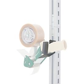 Portarrollos de cinta adhesiva Hüdig+Rocholz System Flex, para portarrollos de cinta adhesiva