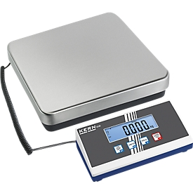 Precisieweegschaal EOB 15 K 5, Weegbereik max. 15 kg