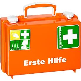 Primeros auxilios RÁPIDOS (de acuerdo con la norma DIN 13 157)