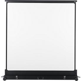 Projectiescherm MovieLux Mobil, B 1550 x H 1550 mm