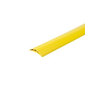 Puente de cable tipo 1, señal amarilla, 1,5 m de largo