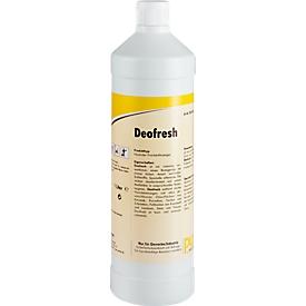 Purificador de aire fresco Deofresh, 6 botellas de 1 l