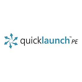 Quicklaunch Professional Edition (v. 4.0) - Lizenz + 1 Year Maintenance & Support - 1 PC