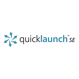 Quicklaunch Standard Edition (v. 4.0) - Lizenz + 1 Year Maintenance & Support - 1 PC