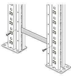 Rahmenverbinder für System R 3000, für Rahmendistanz 6 mm