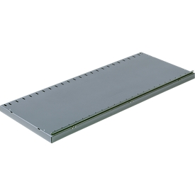 Regleta de seguridad de deslizamiento para sistema de estanterías R 3000/4000, p. ancho de balda 995 mm
