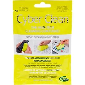 Reinigingsmassa Cyber Clean Home & Office, Stofzuigerzak Zip Bag, 80 g