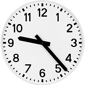 Reloj de cuarzo, esfera de números