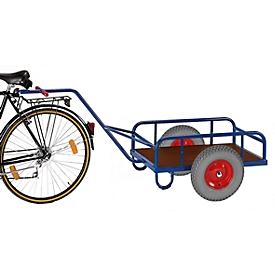 Remolque de bicicleta, sin lateral, 1135 x 535 mm