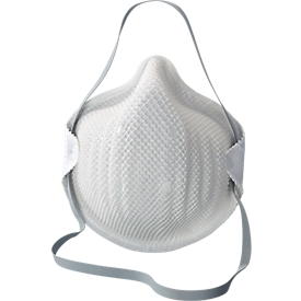Respirador FFP 1S, sin válvula climática